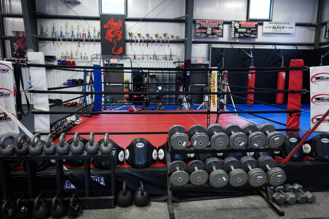 Tong Dragon Mixed Martial Arts - MMA, Kickboxing, Brazilian