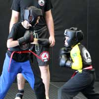 kids self defense training